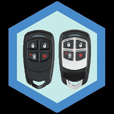Wireless Key Family