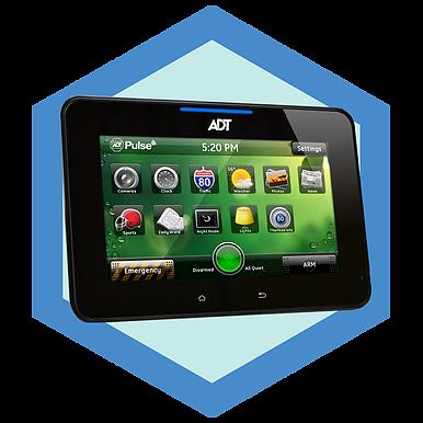 Touchscreen Keypad